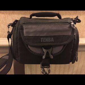 Tenba black camera bag small